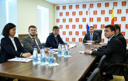 Игорь Руденя принял участие во всероссийском селекторном совещании о реализации национальных проектов