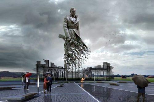 Игорь Руденя: Ржевский мемориал станет единственным в России масштабным памятником советскому солдату