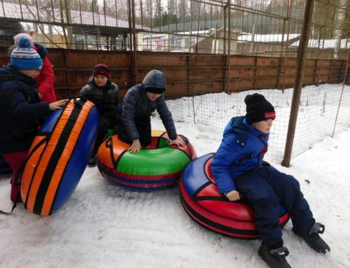 Степуринские школьники побывали в Чукавине