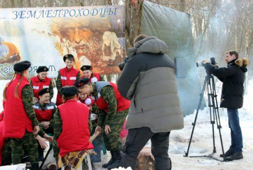 Проектом «Север рядом» заинтересовалось телевидение