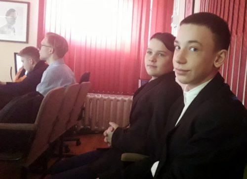 Молодые учёные из Ново-Ямской школы выступили на научно-практической конференции