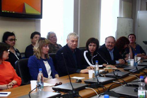 Игорь Руденя поздравил с избранием нового председателя Тверского регионального отделения Союза журналистов России Дмитрия Фадеева