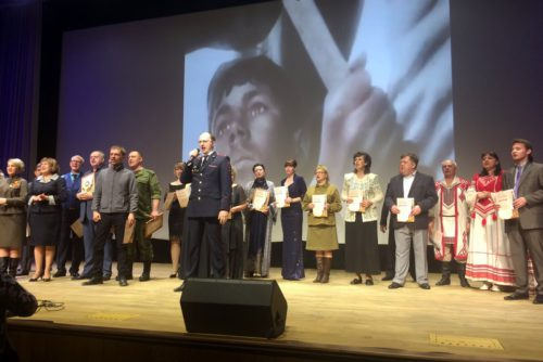 Лариса Корсакова стала дипломантом областного конкурса патриотической песни «Салют Победы»
