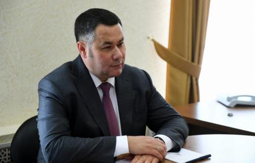 Игорь Руденя сохраняет сильное влияние среди глав регионов, по данным рейтинга АПЭК