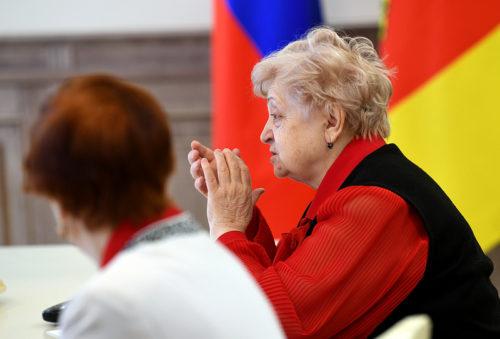 Губернатор Игорь Руденя поддержал законодательную инициативу об установлении в Тверской области статуса «дети войны»