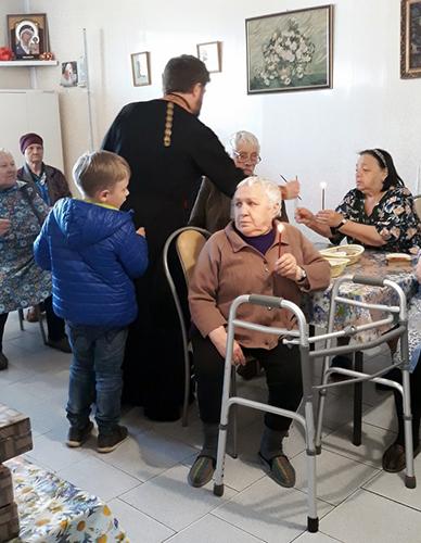 День Светлого Христова Воскресения отпраздновали в Степурине