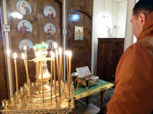 В Старице пребывал ковчег с мощами Святой Блаженной Матроны Московской