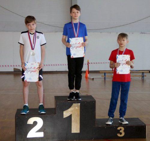 Старицкие бегуны достойно выступили на Первенстве Тверской области