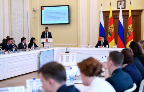 Игорь Руденя: новая мера по борьбе с нелегальными перевозчиками – часть работы по наведению порядка в этой сфере