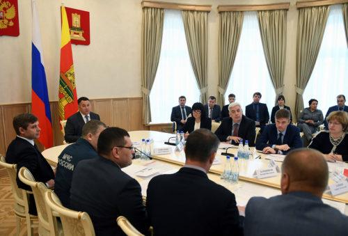 В 36 районах Тверской области вводится ограничение движения грузовых автомобилей