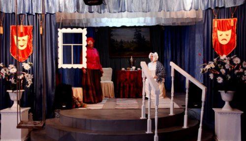 «Маскарад» выйдет на «Театральные подмостки»