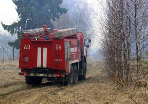 Жителей Тверской области призывают соблюдать правила пожарной безопасности