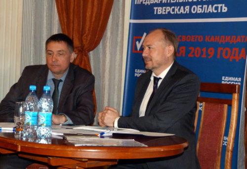 Кандидаты в районные депутаты встретились с земляками