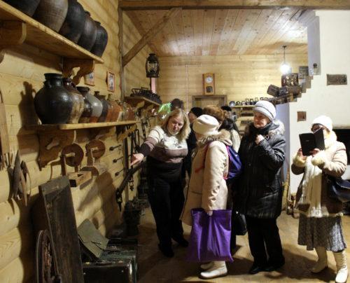Музей русской печи - в Старице!
