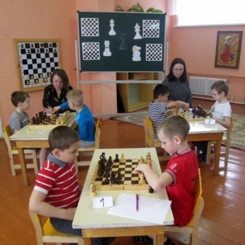 Шахматный дебют состоялся