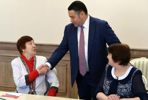 В Тверской области установлен статус «дети войны»