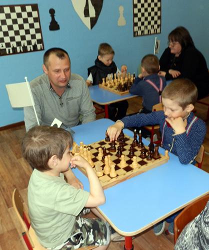 Турнир Шахматных Королев