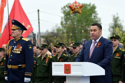 День Победы - это день нашей национальной гордости и памяти о подвиге фронтовиков и тружеников тыла