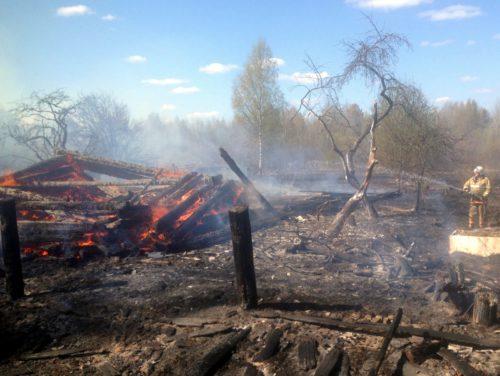 Сжигание мусора может привести к беде!
