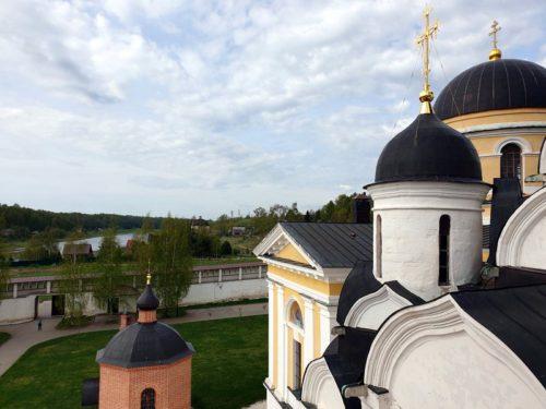 Глава Роскосмоса побывал в Старице