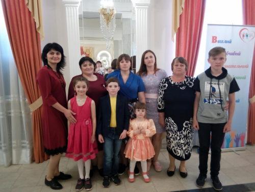 Семья из Старицкого района - в числе лучших!