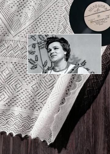 В Бернове откроется выставка «Оренбургский пуховый платок. Ажурная мелодия»