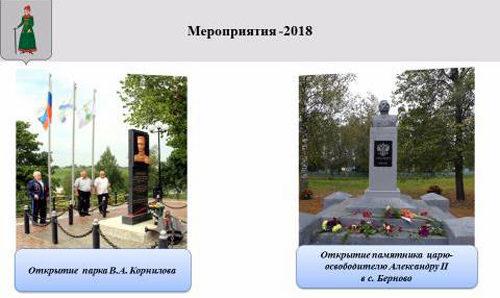 Публичный отчёт главы Старицкого района «О деятельности администрации Старицкого района за 2018 год»