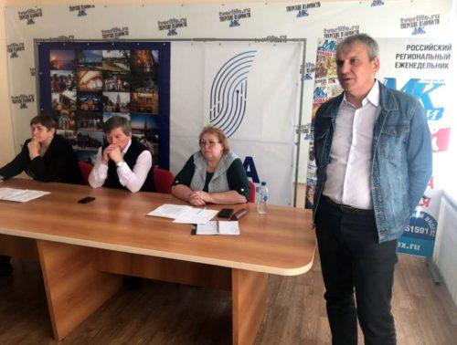 Директором Верхневолжской ассоциации периодической печати избран Дмитрий Ступин