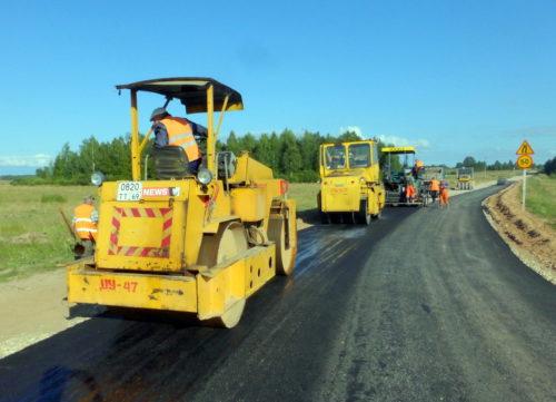 В Тверской области отремонтируют 10 км автодороги «Торжок - Высокое - Берново - Старица»