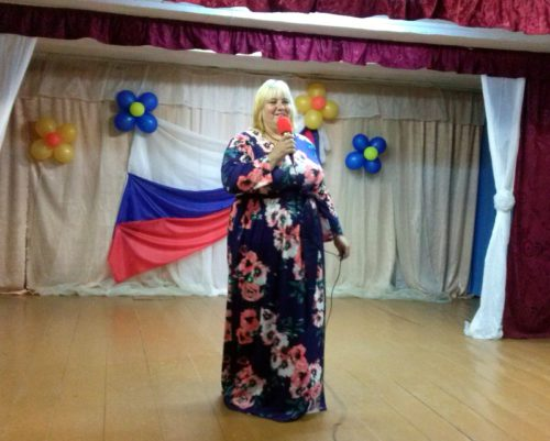 Моя любимая Россия!