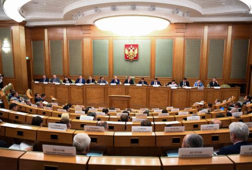 Игорь Руденя принял участие в обсуждении реализации национальных проектов на заседании Правительственной комиссии по региональному развитию в РФ