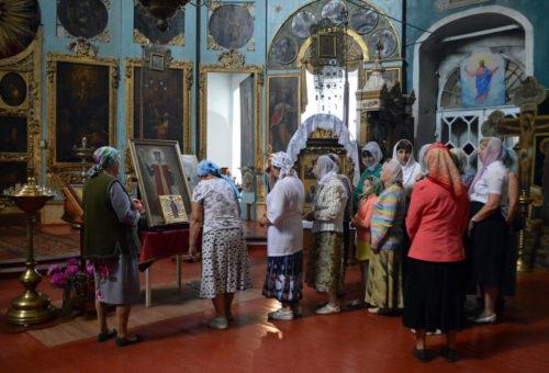 Волжский Крестный ход прибыл в Старицу
