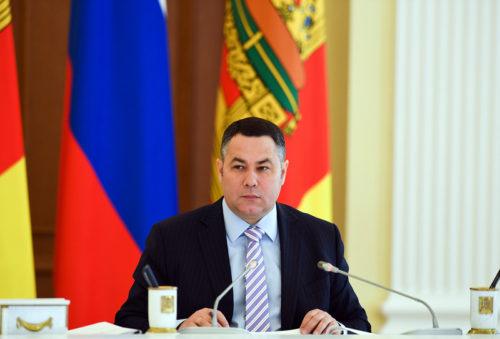 Игорь Руденя занял 8-е место по России в медиарейтинге губернаторов за май