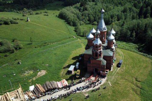 В Тверской области начался XXI Волжский Крестный ход