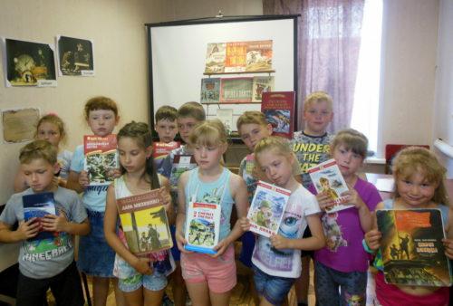 Новое поколение выбирает чтение!