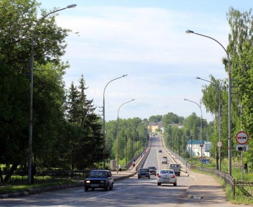На время ремонта моста будет введено регулируемое реверсивное движение