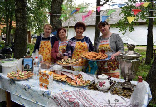 День села отмечали, гостей принимали!