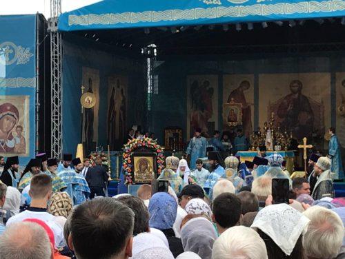 Протоиерей Димитрий Каспаров о визите Святейшего Патриарха Кирилла в Торжок