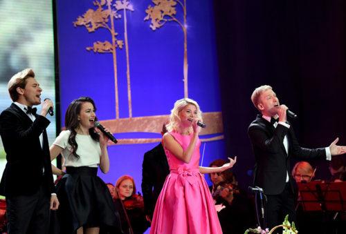 В эфире телеканала «Россия 24» Тверь пройдет трансляция концерта, посвящённого поэту Андрею Дементьеву