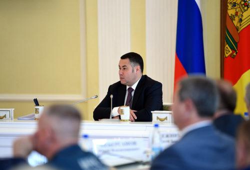 В Тверской области будет внедрена новая система пассажирских перевозок