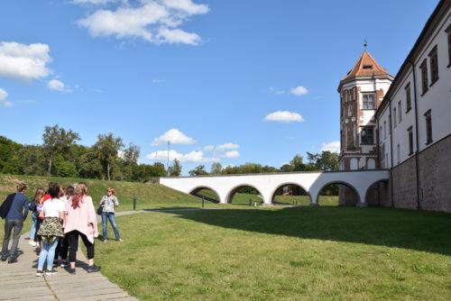 Юные старичане путешествовали по удивительным местам Беларуси