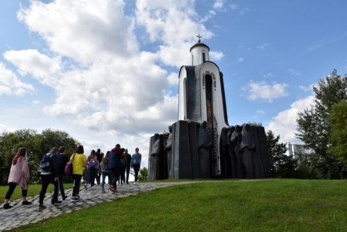 Юные старичане отправились в паломническую поездку в Беларусь