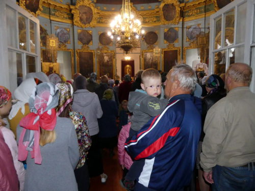 В Ильинском храме - престольный праздник!