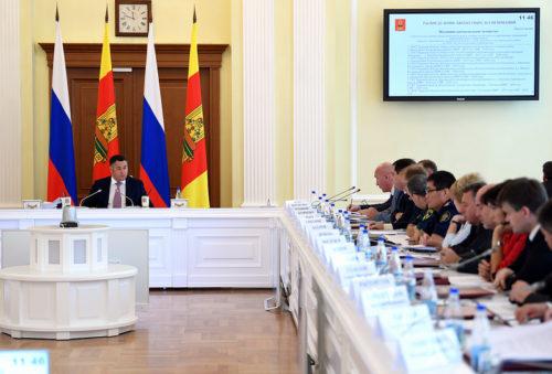 Финансирование Адресной инвестиционной программы Тверской области за последние годы выросло в восемь раз