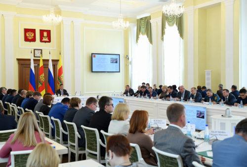 Игорь Руденя: в 2019/2020 учебном году в школы Тверской области пойдут более 141,8 тысячи учеников