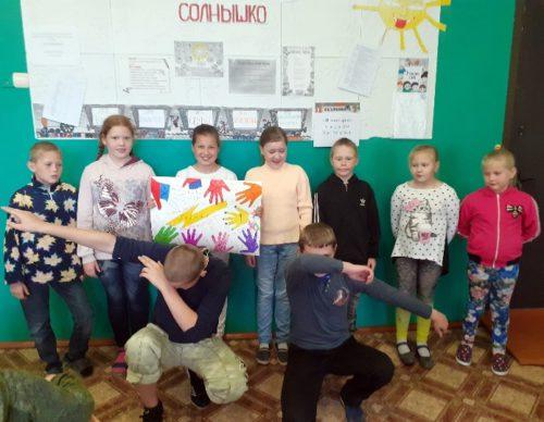 В лагере «Солнышко» Луковниковской школы прошла «солнечная смена»