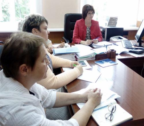 Прошло очередное заседание межрайонной комиссии по социально-демографическим вопросам
