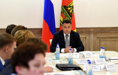 Инициатива Игоря Рудени о подарке новорожденным вошла в рейтинг «Губернаторская повестка»