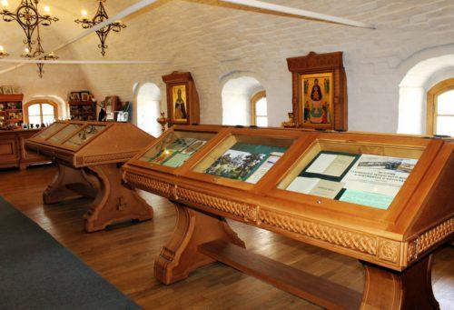 Об истории Свято-Успенского монастыря расскажут документы и фотографии