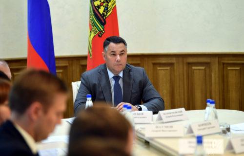 Игорь Руденя занимает стабильно высокие позиции в рейтинге губернаторов